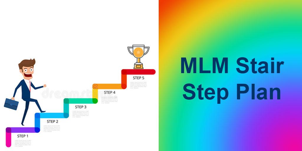 MLM Stair Step Plan